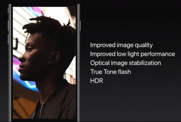 iOS 11 Camera Improvements