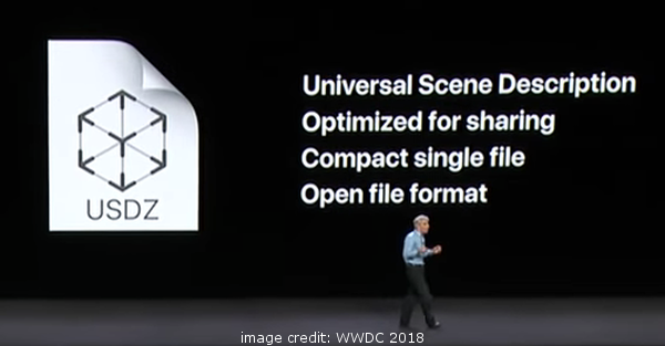 iOS 12 USDZ