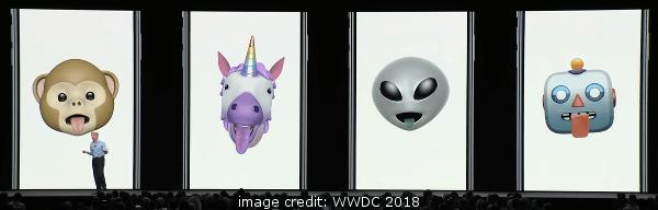 iOS 12 Animoji Tongue Detection