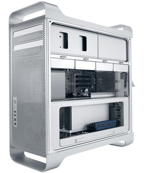 Inside 2009 Mac Pro