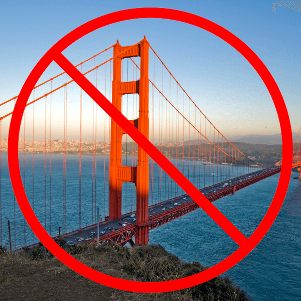 Why You Shouldn't Move to the San Francisco Bay Area