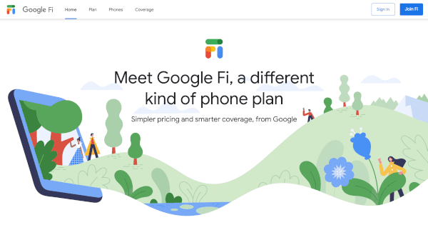 Getting Started with Google Fi for iPhone