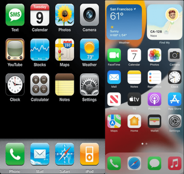A Complete History of iOS