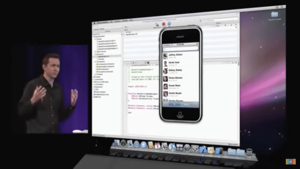 Mac OSX Software Development Tools for iPhone