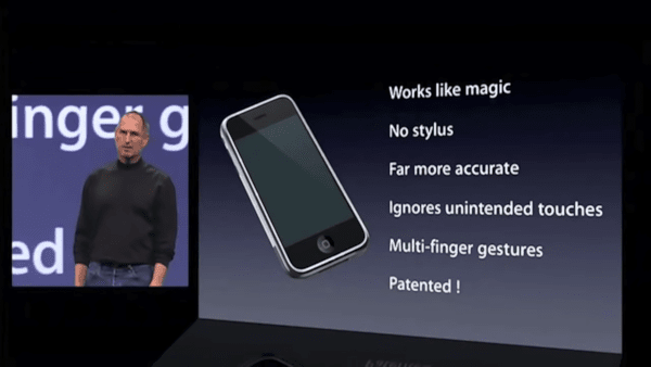 First iPhone's Advantages