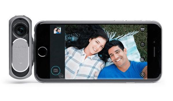 DxO Lightning-Based DSLR Camera for iPhone