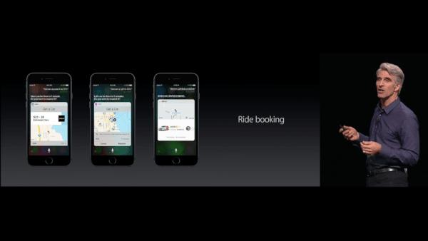 iOS 10 Siri Third-Party Integration