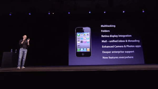 iOS 4 Feature Overview