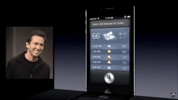 iOS 5 Siri
