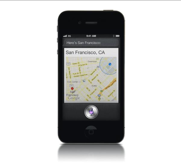 iOS 6 Siri and Apple Maps